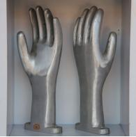Full coating & 3/4 coating glove Mould-10 of And brand