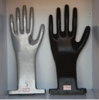 Palm coating Glove Mould with quality