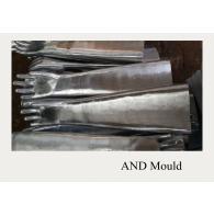 PVC glove mould for PVC safety gloves, industry gloves, work gloves 70cm total length-40 of And brand