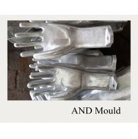 PVC glove mould for knitted gloves,knit wrist work gloves-42 of And brand