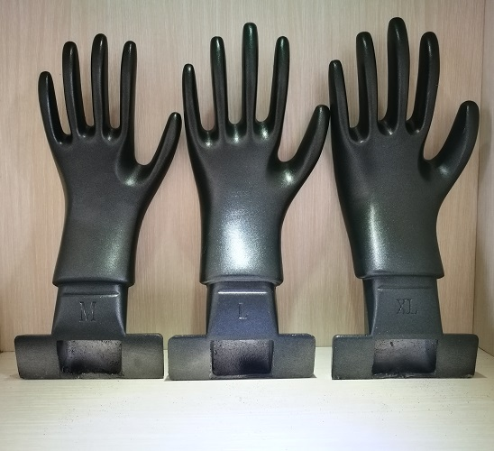 Palm coating Glove Mould for Nitrile/Latex gloves